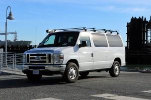Ford budget campervan rentals