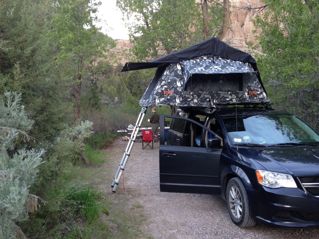 Cool Campervans for rent Utah