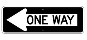oneway 2