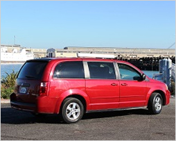 sierra campervans for rent in California and Utah