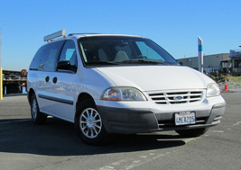 dodge caravan campervans for rent