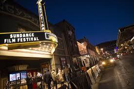 Sundance Film Festival Park City Utah,  winter festival camping