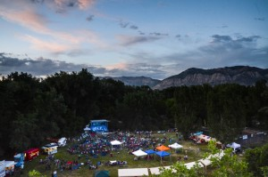 2016 Camping Music Festivals
