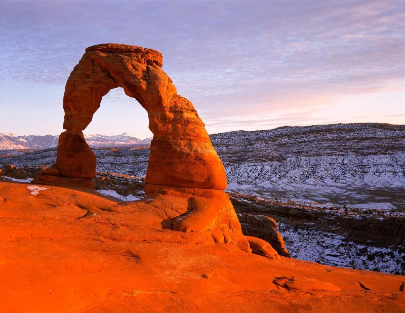 Western Desert Camping Tips for Arches national park, Utah
