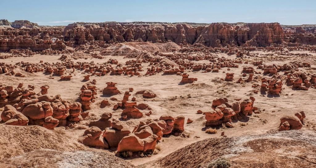 Western Desert Camping Tips fo Goblin Valley Utah