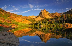 Fall Utah Camping