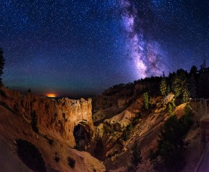 Fall Utah Camping and western stargazing in Bryce Canyon
