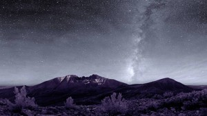 Western Stargazing and fall camping in Great Basin