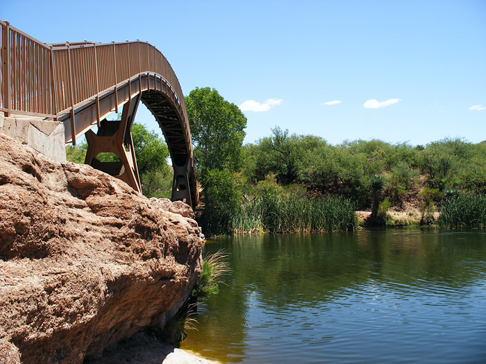 Blog archive 5 awesome arizona winter camping spots for Fishing spots in arizona
