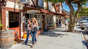 girls road trip ideas in Solvang, CA