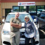 Lost Campers Seattle Campervan Budget Rental Testimonials
