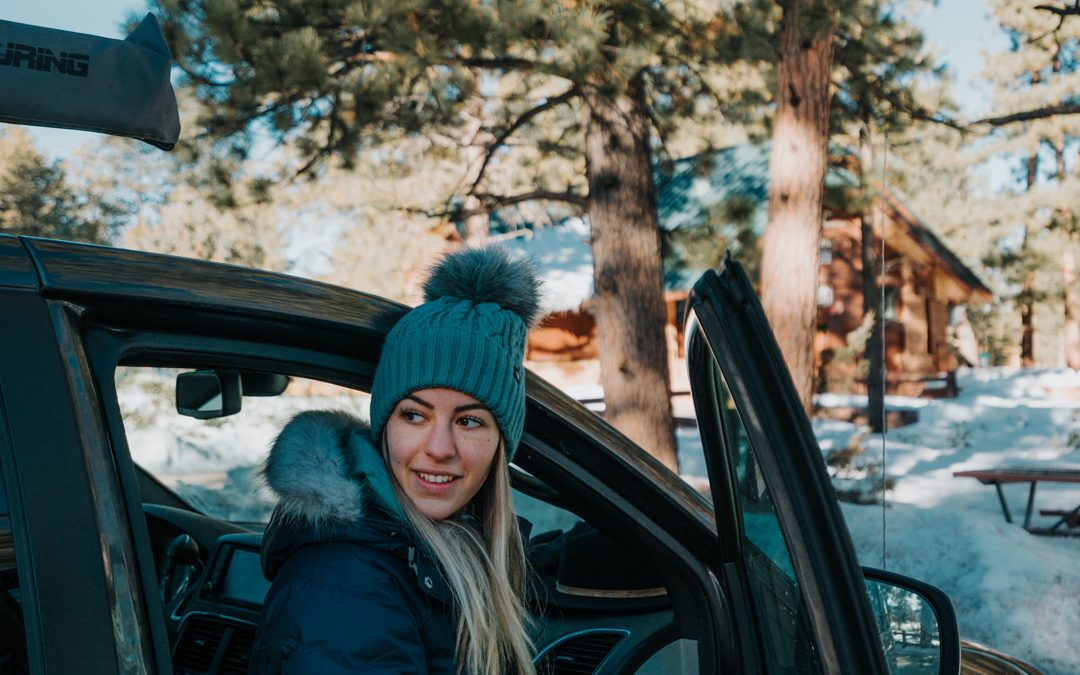 Eye of She Collaboration | Road Tripping Through Utah