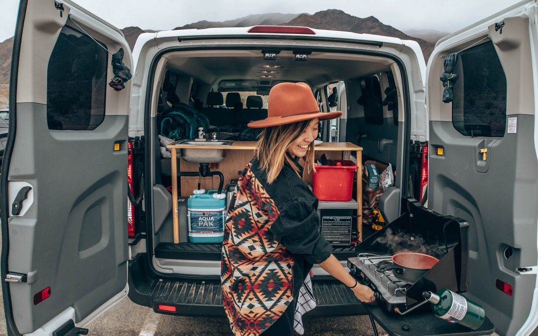 Lost With Jess Collaboration | Road trip from Los Angeles to Las Vegas
